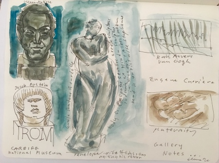 Gallery Notes, Cardiff Museum
