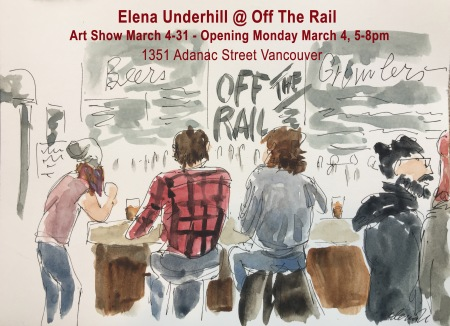 off the rail poster
